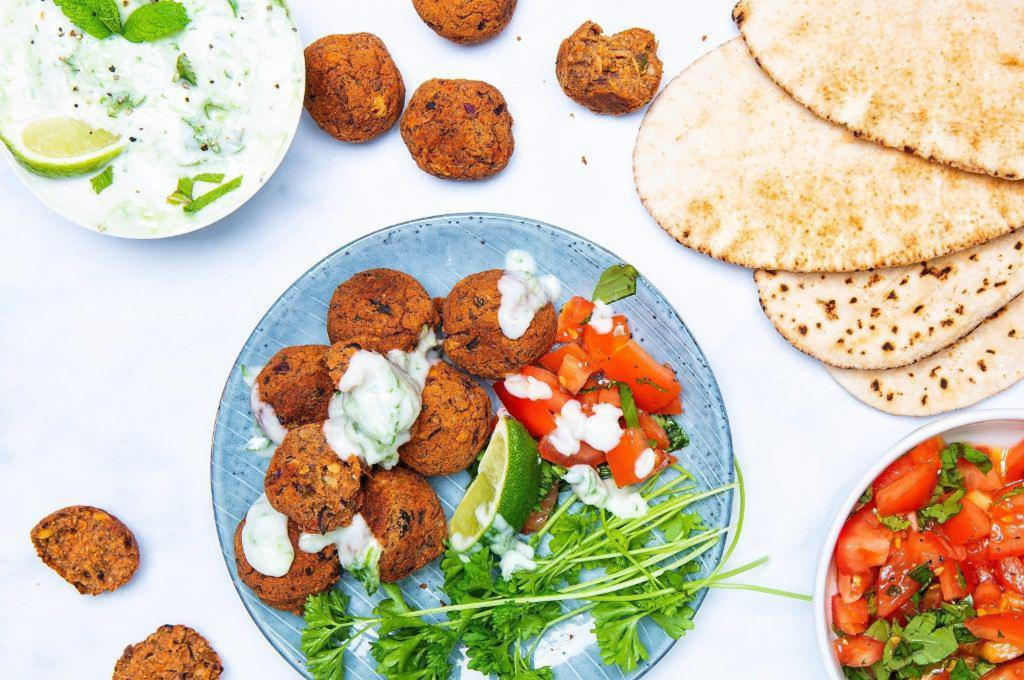 Gluten Free Falafel Recipe by Healthy Living James
