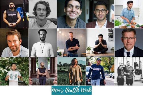 Men's Health Week: Who Inspires Us